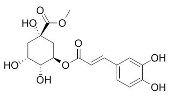 3-O-Caffeoylquinic acid methyl ester