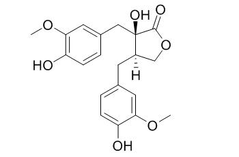 (+)-Nortrachelogenin