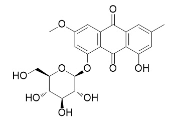 Physcion 8-O-beta-D-monoglucoside