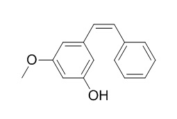 (Z)-3-Hydroxy-5-methoxystilbene